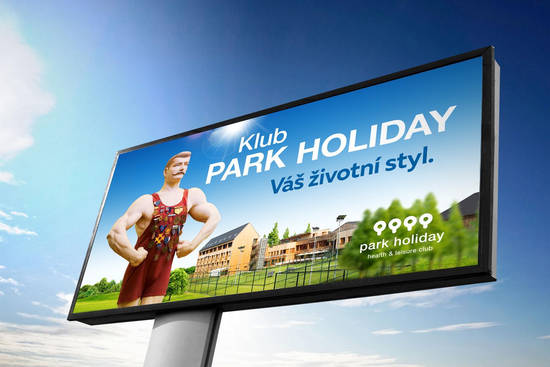 Billboardy Park Holiday