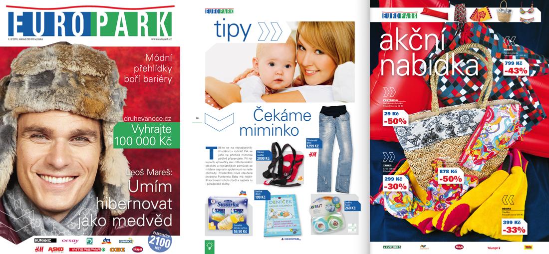 Časopis Europark