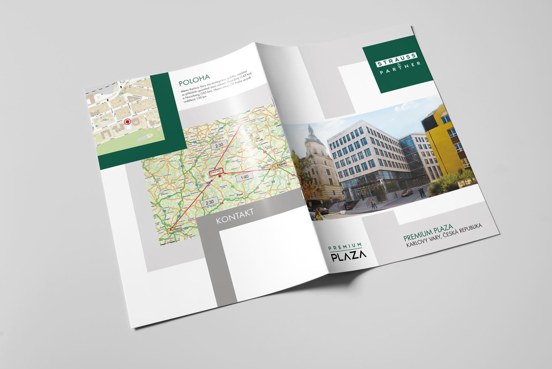 Brožura Premium Plaza