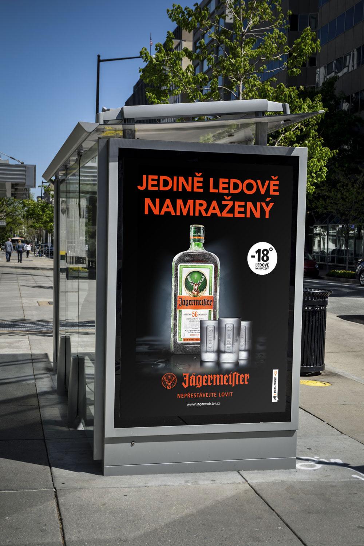 Plakát Jägermeister