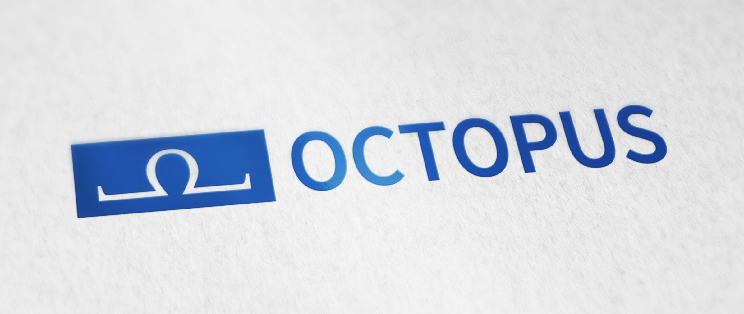 Redesign loga OCTOPUS